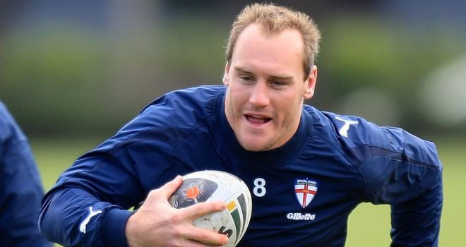 Gareth Ellis: Thinks England can match Australia and New Zealand in the future