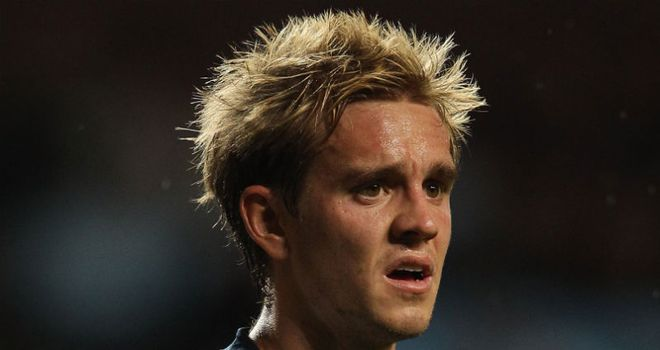 Stuart Holden: Admits he is going through hard times with injury but is trying to remain optimistic