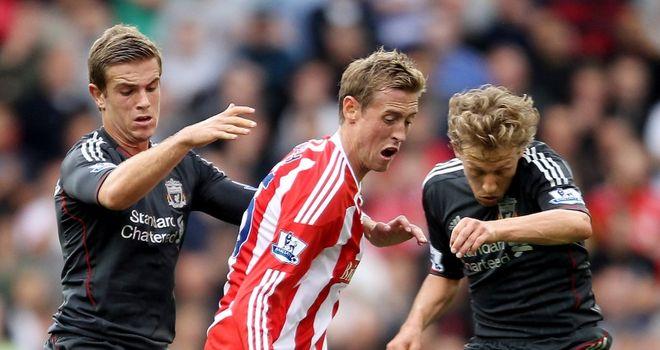 Lucas: Backing team-mate Henderson