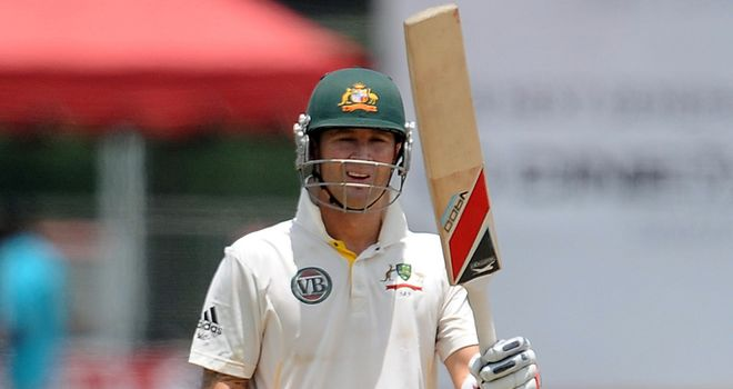 Clarke: First century as Australia captain in Colombo