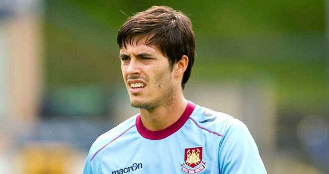 Tomkins: Could be fit for West Ham