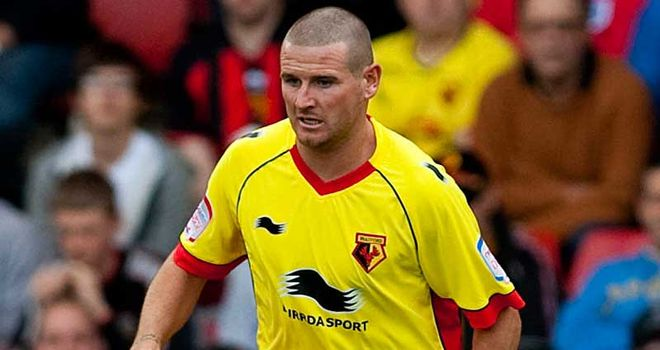 Mark Yeates: Linked with a move to Watford