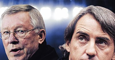 Ferguson and Mancini: Preparing for titanic derby