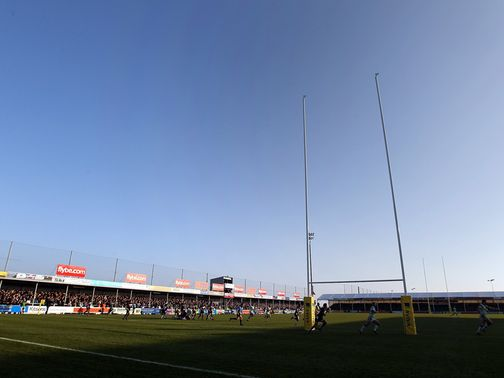 Sandy Park: Added to the World Cup venue long list