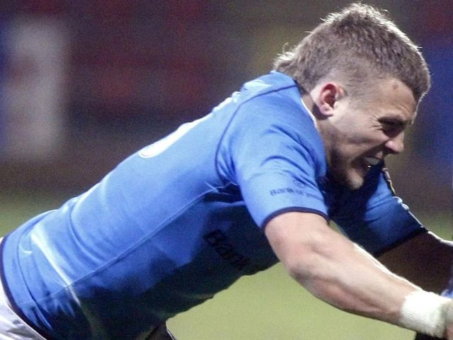 Ian Madigan: Try scorer for Leinster