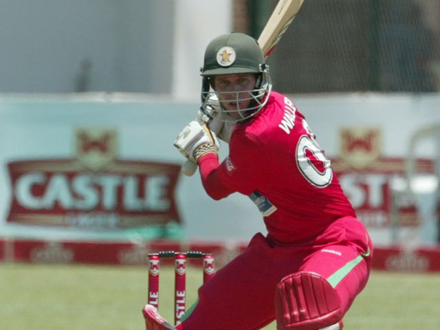 Malcolm Waller: Led Zimbabwe to victory