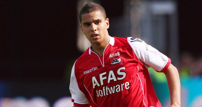 Adam Maher: Has made a big impact in the Eredivisie so far this season