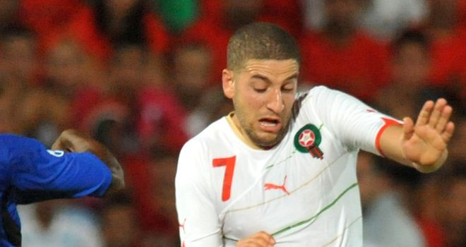 Adel Taarabt: Delighted to be back with Morocco
