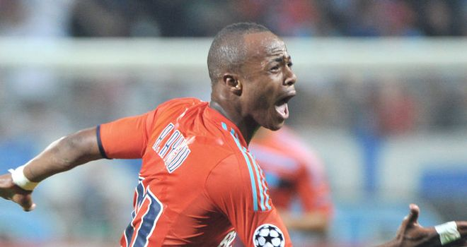 Andre Ayew: Insists he is settled and happy with Marseille