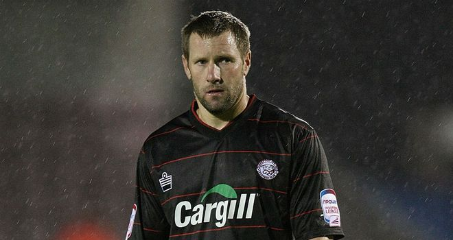 Andy Todd: Is enjoying his football again and hopes to earn an extended stay at Hereford