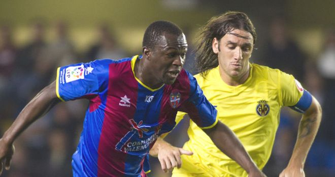 Arouna Kone: Took in a productive loan spell with Levante last season