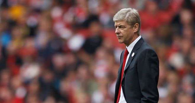Arsene Wenger: Has been linked with the PSG manager's job