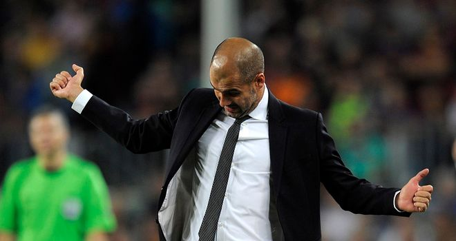 Guardiola: Will field younger players