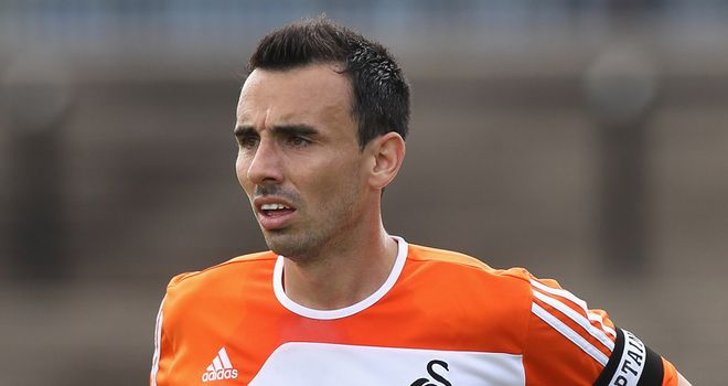 Leon Britton: Relishing tough trip to Anfield on Saturday