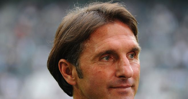 Bruno Labbadia: Stuttgart coach is in need of a win