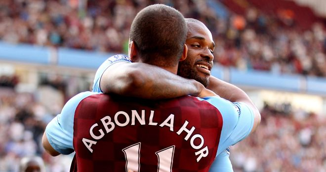 Darren Bent: Still believes he and Gabriel Agbonlahor have an England future