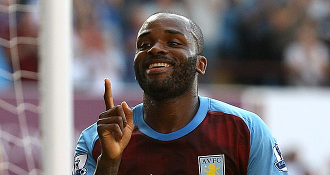 Darren Bent: Expected to come back into contention when Aston Villa go to Chelsea