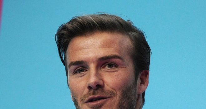 David Beckham: Has a number of offers on the table
