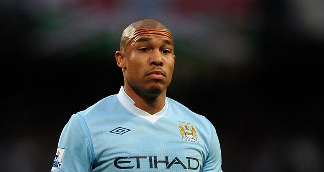 Nigel de Jong: Happy to sign a new deal to stay at Manchester City