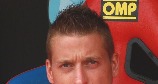 Emanuele Giaccherini: Winger is set to return to training inside a week