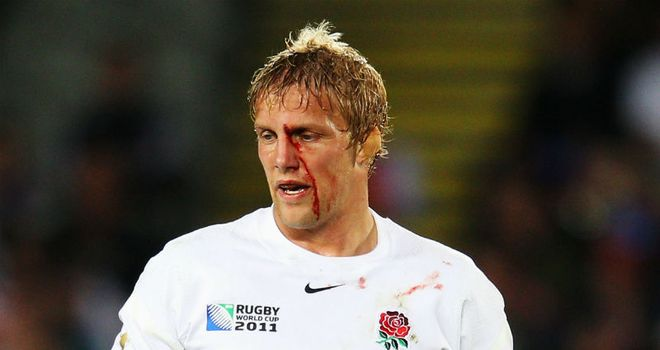 Lewis Moody: Won 71 caps for England