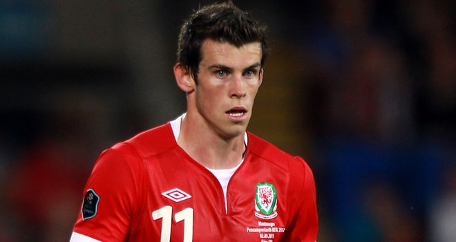 Bales: Crowned Wales' best player of the year for the second time running