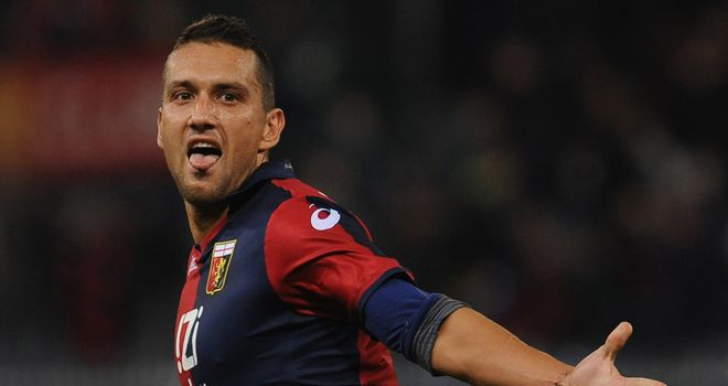 Bosko Jankovic: New deal at Genoa