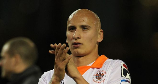 Jonjo Shelvey: Believes he has improved from his time with the Seasiders