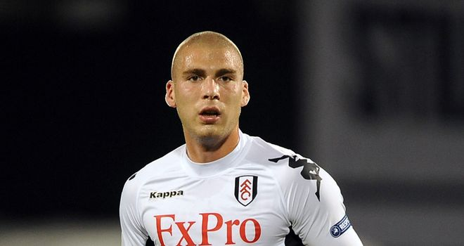 Patjam Kasami: Wants to fight for his place at Fulham after claiming Juventus made an offer
