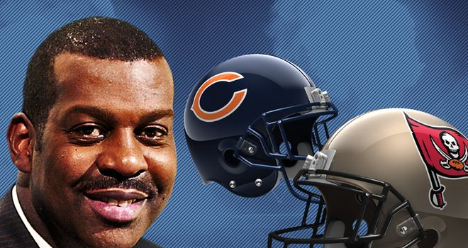Head-on collision: join KC and the team to see the Bears and Bucs do battle