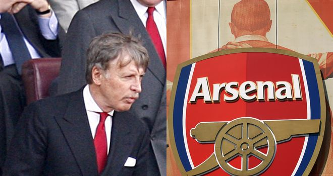 Stan Kroenke: Majority shareholder accused of lacking passion for Arsenal