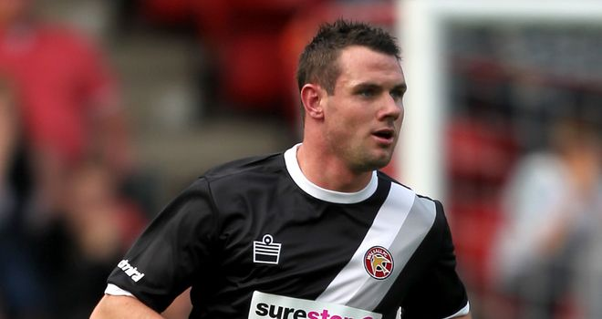 Lee Beevers: Walsall midfielder attracting interest
