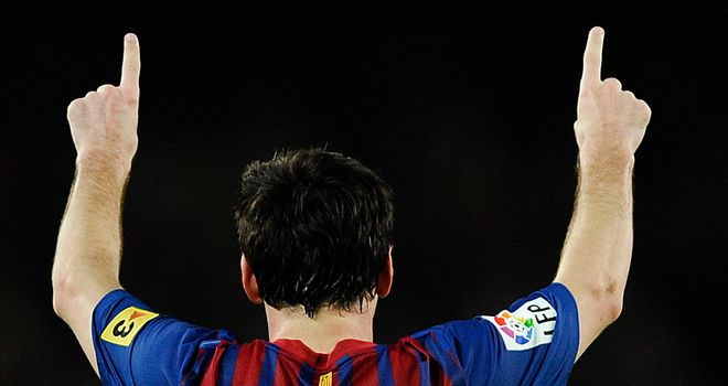 Lionel Messi: Was at his brilliant best as Barcelona swept aside Mallorca