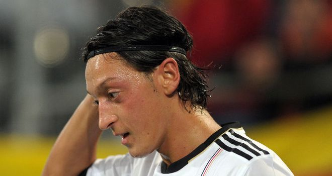 Mesut Ozil: Convinced he will stay at Real for 'many years'