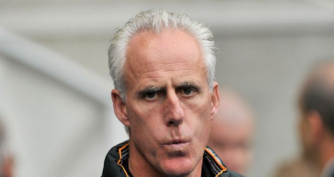 Mick McCarthy: Demands that everyone in the squad has to be fit and raring to go