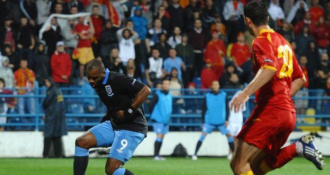 Darren Bent: Aston Villa striker has been backed by Alex McLeish to replace Wayne Rooney at Euro 2012