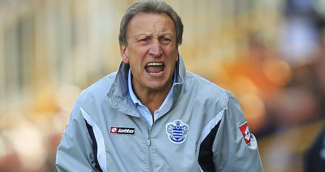 Neil Warnock: Rangers boss saluted his players after running City so close