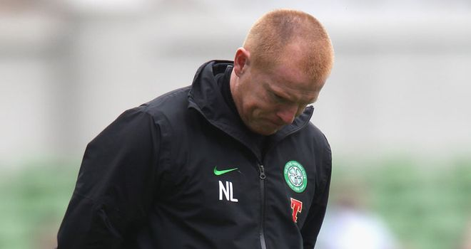 Neil Lennon: Celtic manager admitted Samaras could get him the sack.