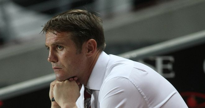 Phil Parkinson: Sweating over Ravenhill fitness