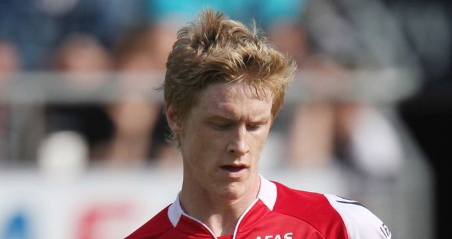 Rasmus Elm: Is rumoured to be a target of Manchester United in January