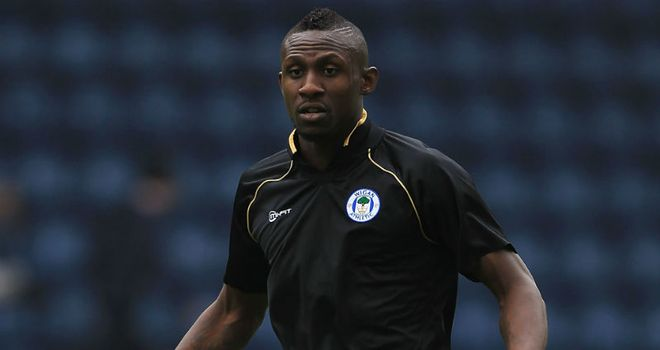 Steve Gohouri: Left Wigan last summer after making 44 appearances for the Premier League club