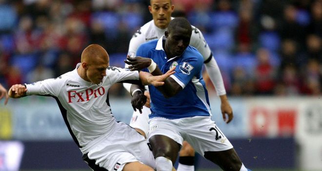 Steve Sidwell: Hopes Fulham can maintain recent performances