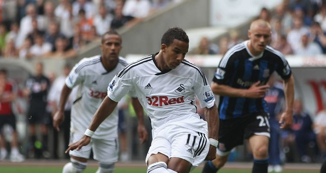 Scott Sinclair: Winger is set to be offered new deal at Swansea