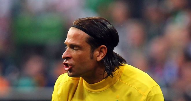 Tim Wiese: Has signed deal with Hoffenheim