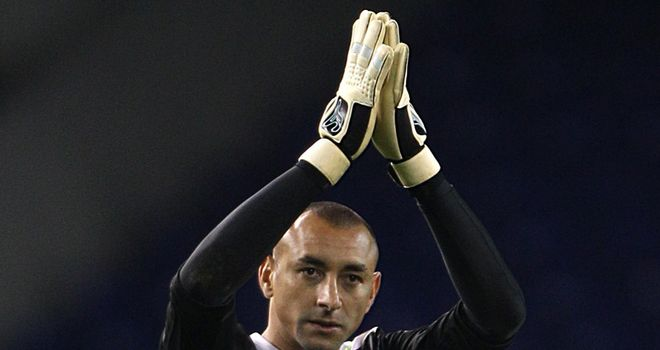 Heurelho Gomes: Has voiced his desire to return to former club PSV