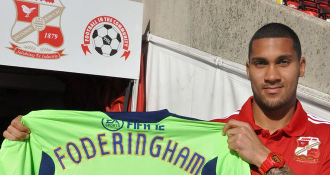 Wes Foderingham: Closing on a permanent move to Swindon Town from Palace