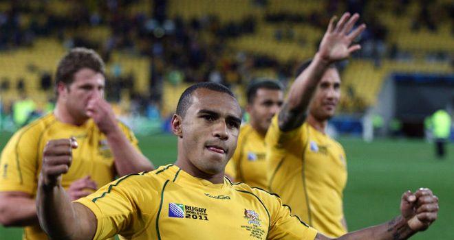Will Genia: Superb for Australia