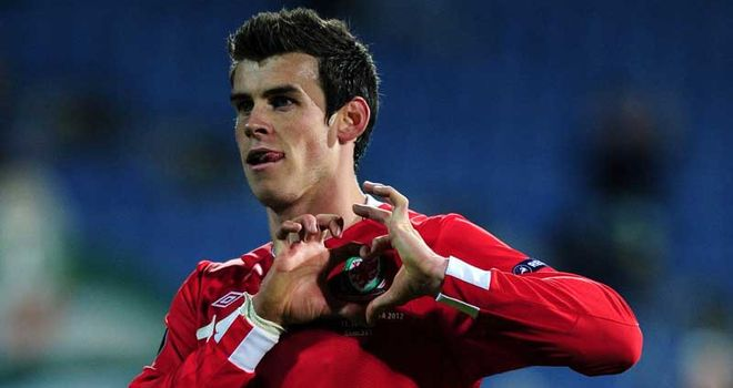 Gareth Bale: Scored yet again for Wales to help his side continue to improve their recent international results
