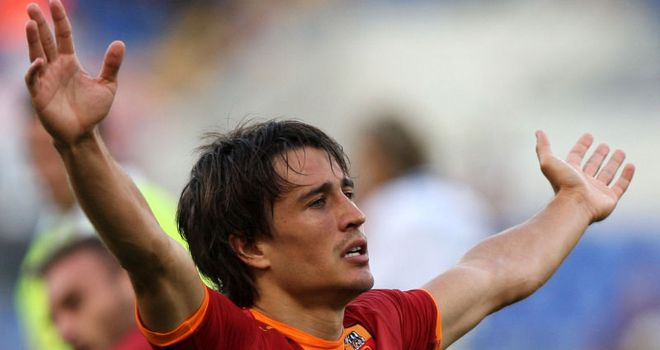 Bojan Krkic: Striker has no plans to leave Roma after being linked with Liverpool and Malaga