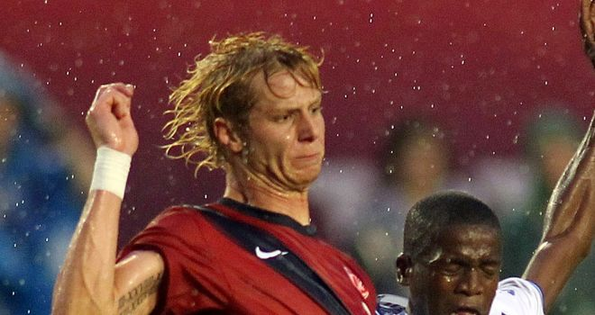 Brek Shea: Set to link up with Arsenal for a month's training when MLS season finishes